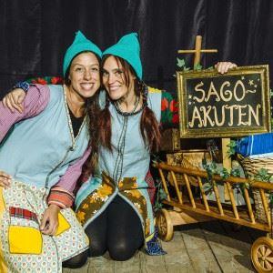 Sagoakuten med Lilla Vilda Teatern