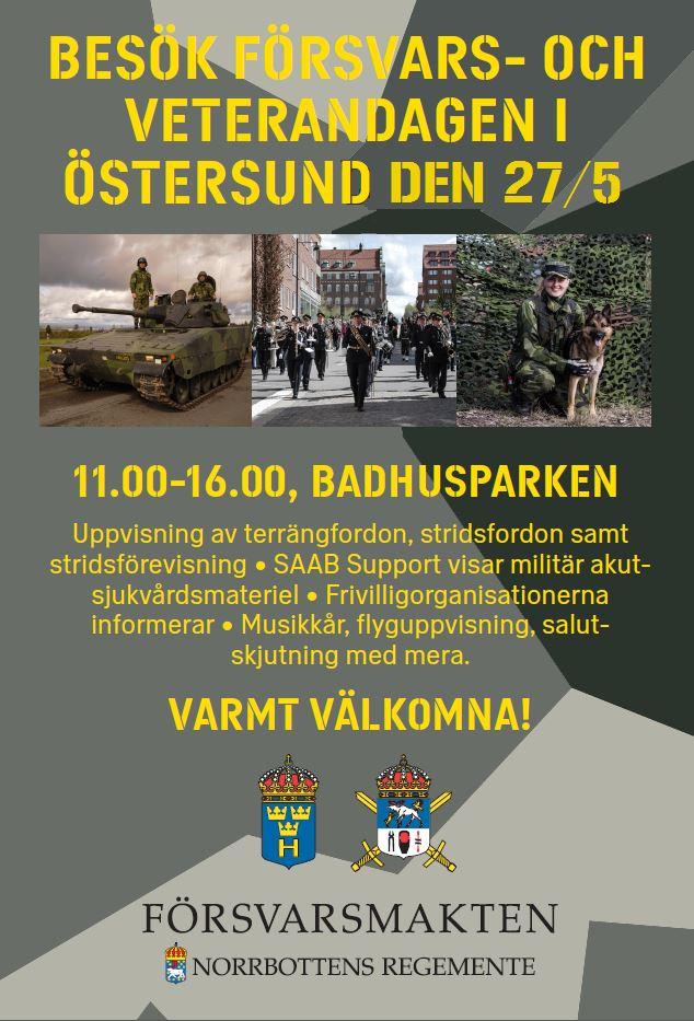 Försvars-och veterandagen