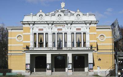 Stadsvandring -  Gävle Teater
