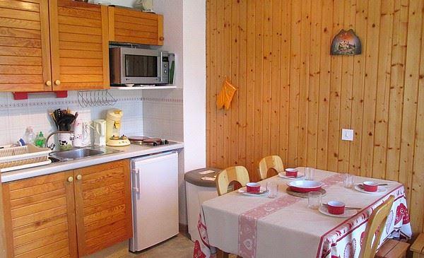 Bouillandire A2 - L143 - 1 room ** - 3/5 people - 25m²