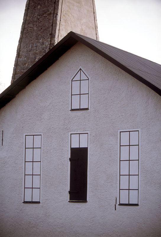 Industrihistorisk vandring på de båda bruken i Svartnäs med besök i kyrkan