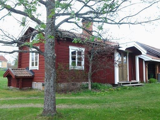 Privatstuga M276A Kråkhansvägen, Färnäs, Mora