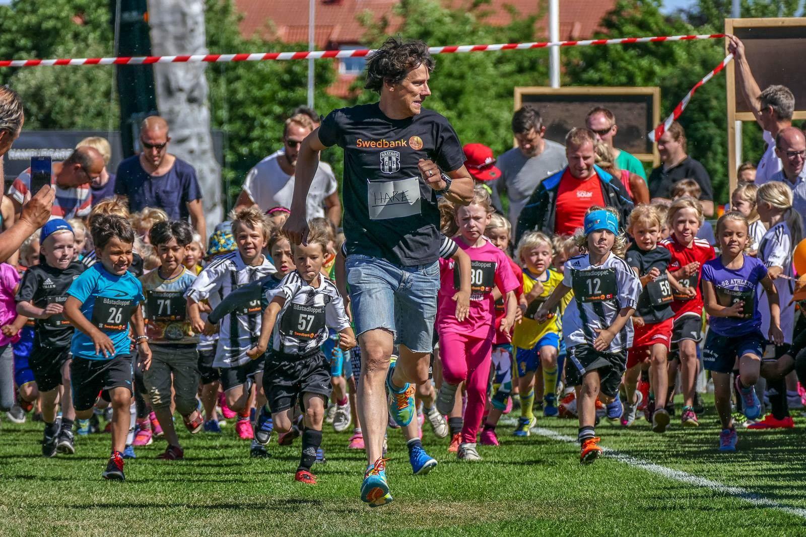 Båstad Sports Day and the Båstad Race