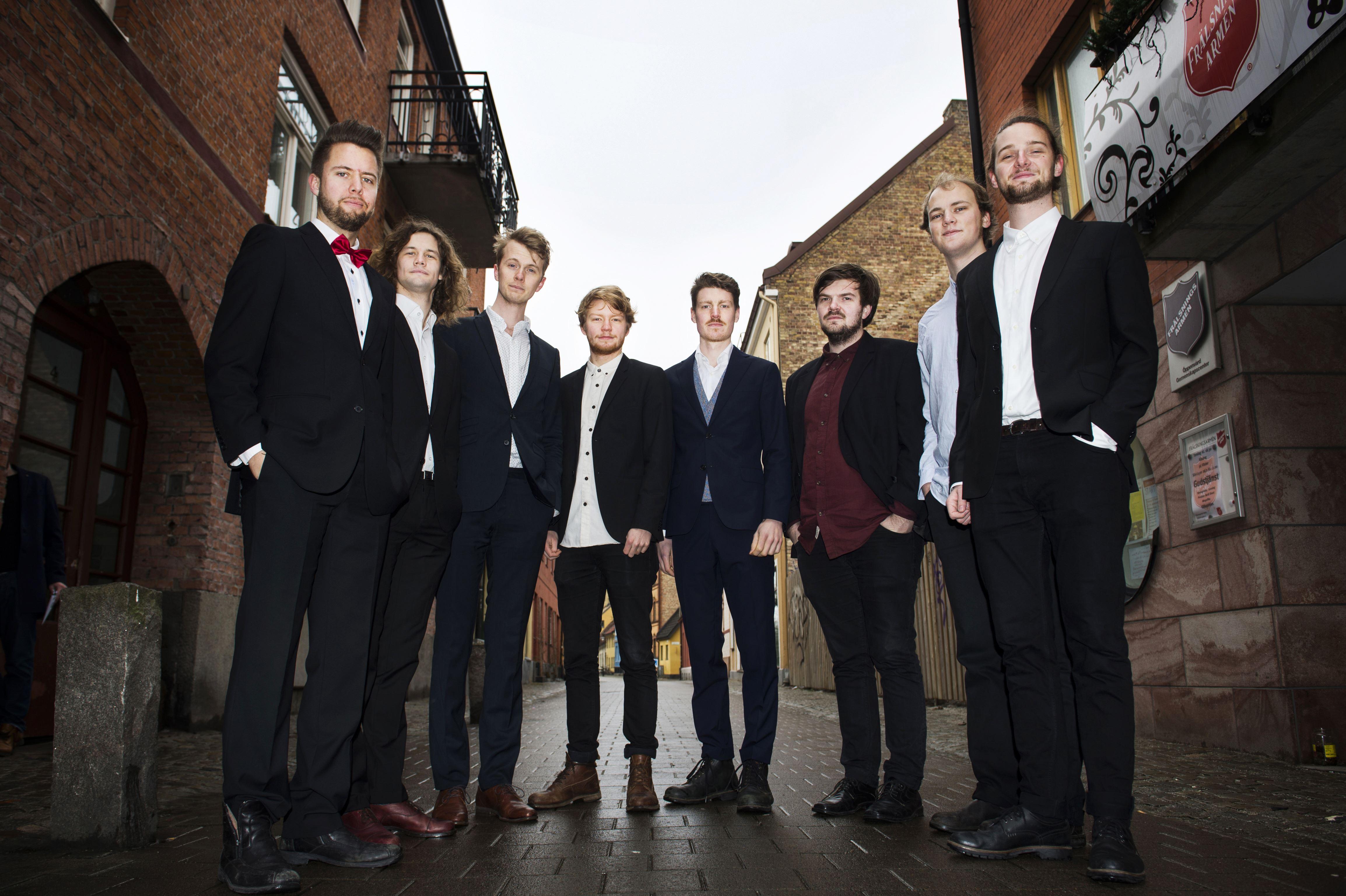 Scensommar: Fredbergs orkester