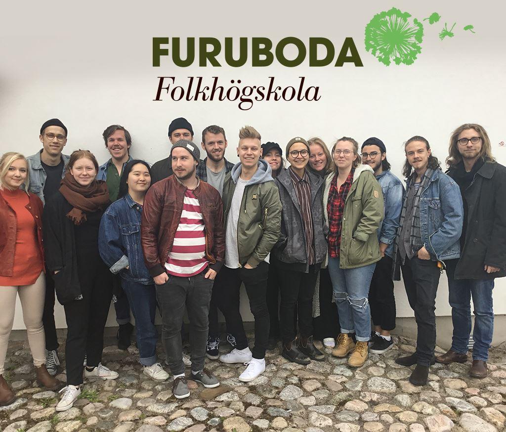Furuboda musiklinjes finalkonsert