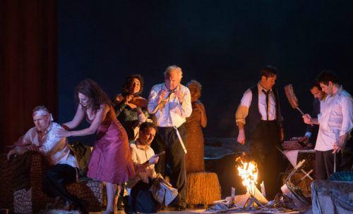 Live på bio -  Opera från Metropolitan - Mordängeln