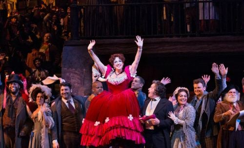 Live på bio -  Opera från Metropolitan - La Bohéme