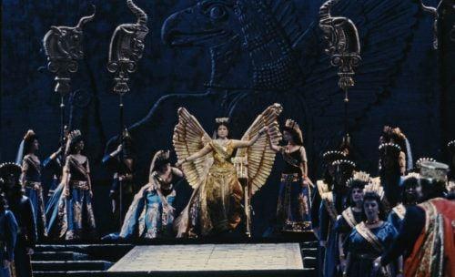 Live på bio- Opera från Metropolitan -  Semiramis