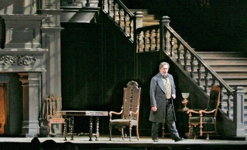 Live på bio - opera från Metropolitan - Luisa Miller