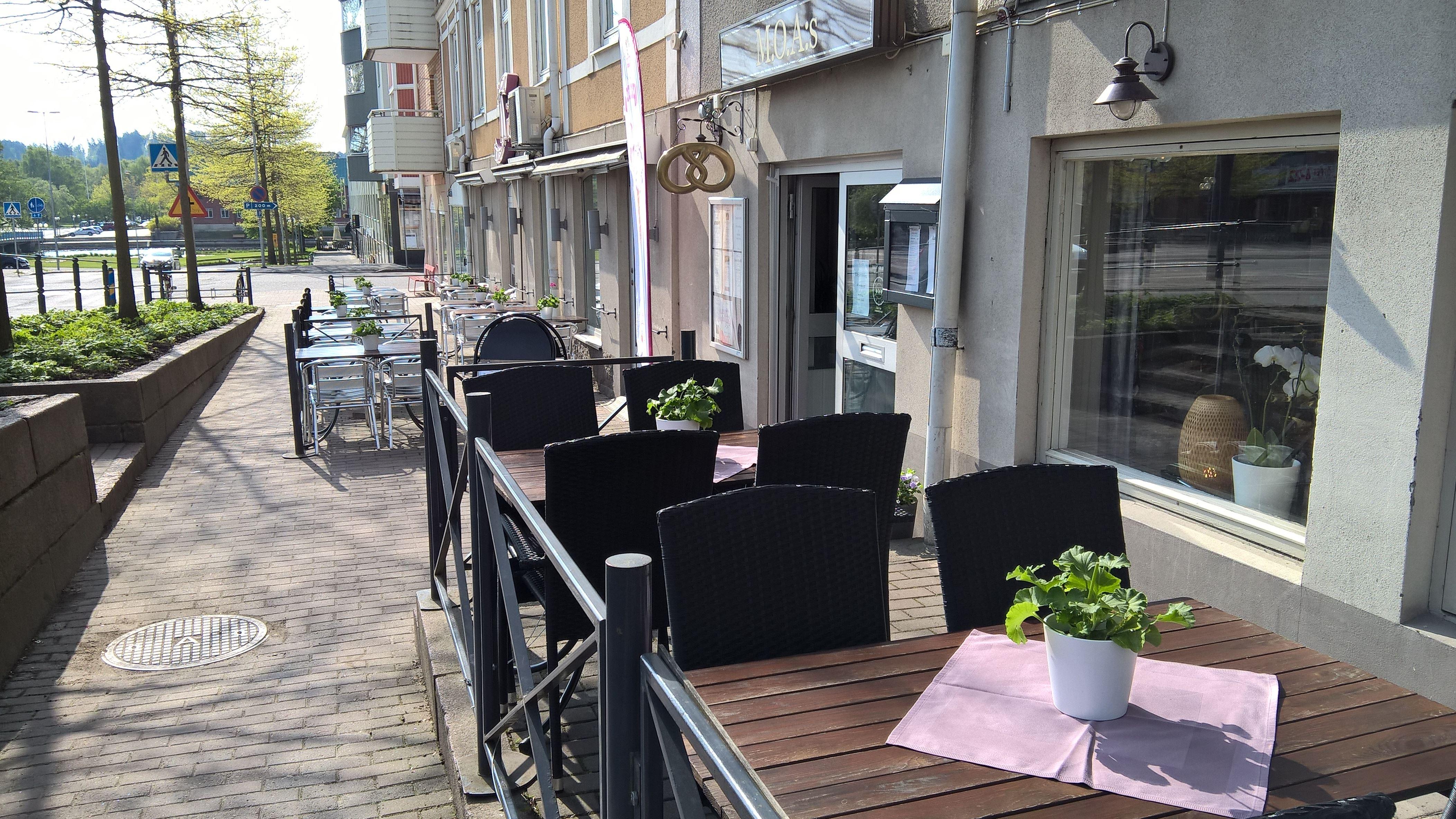 M.O.A:s Krog & Café