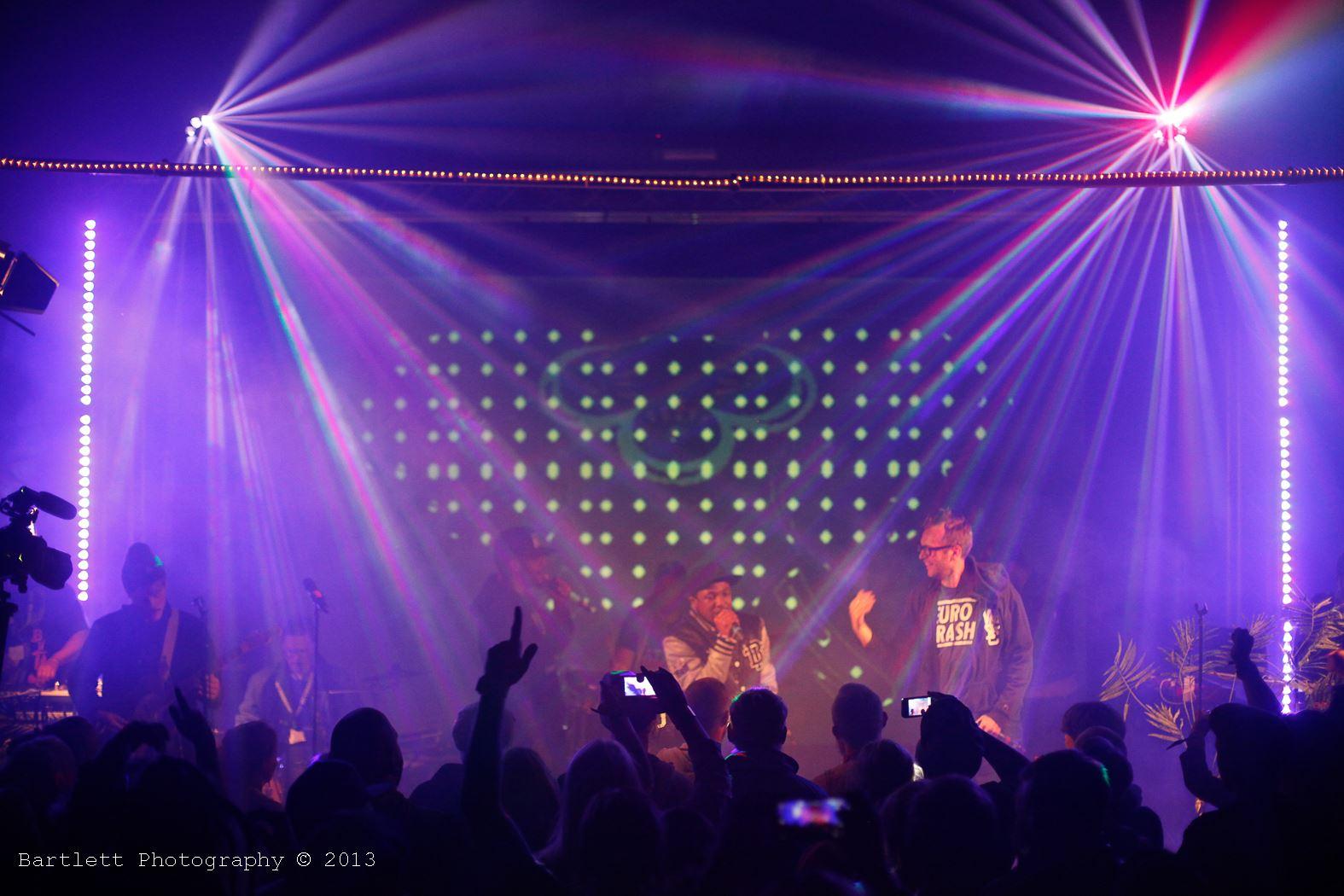 Foto: Mateus Bartlett, Ökända - musikfestival