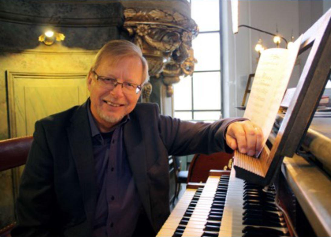 Gustafs Orgeldagar - Invigningskonsert