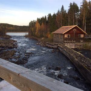 Lena Forsberg, Café Haverö Strömmar