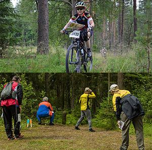 Try MTB-O and Trail O on activity day