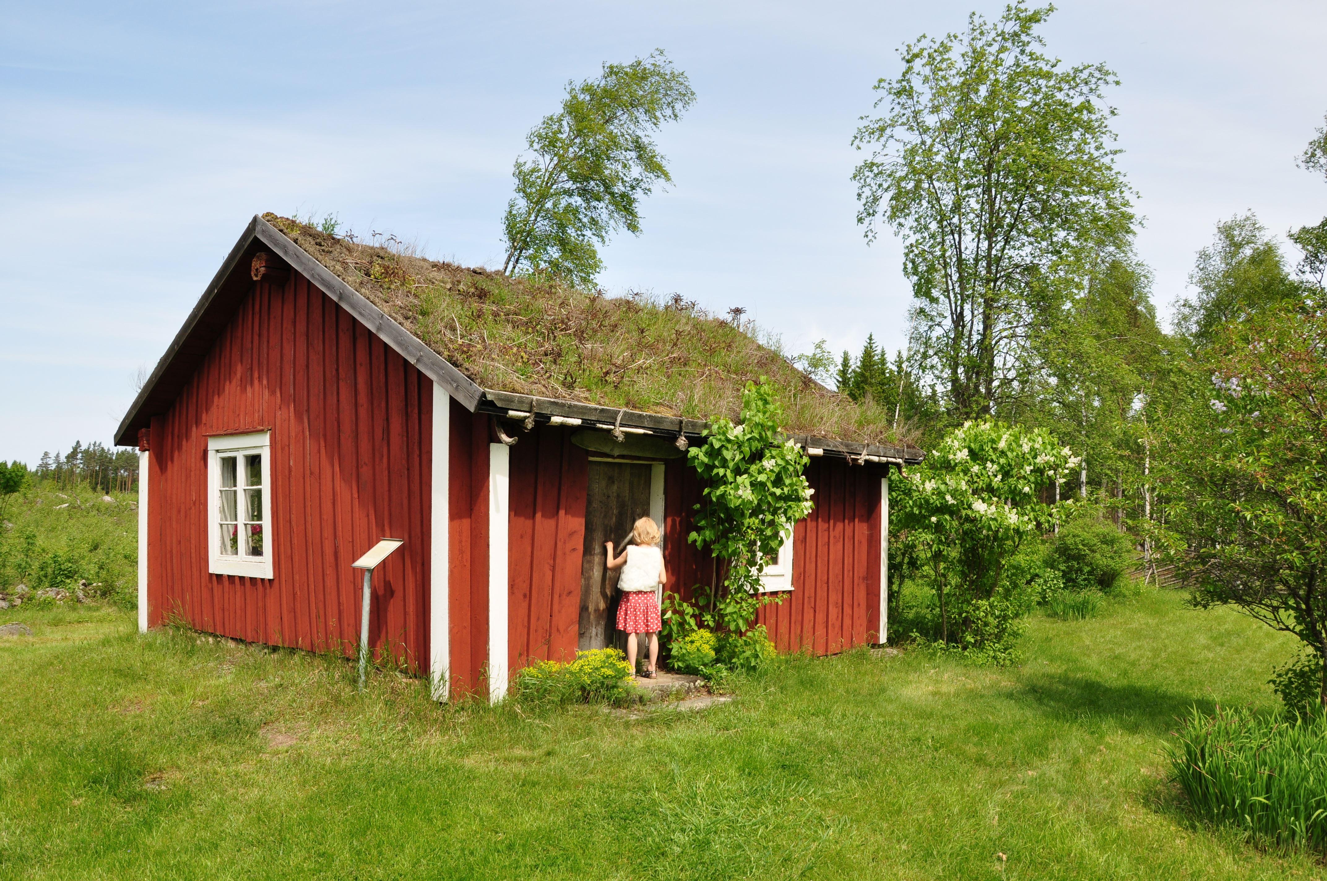 Sagobygdens berättarprogram - Lille Petter Johans kalas