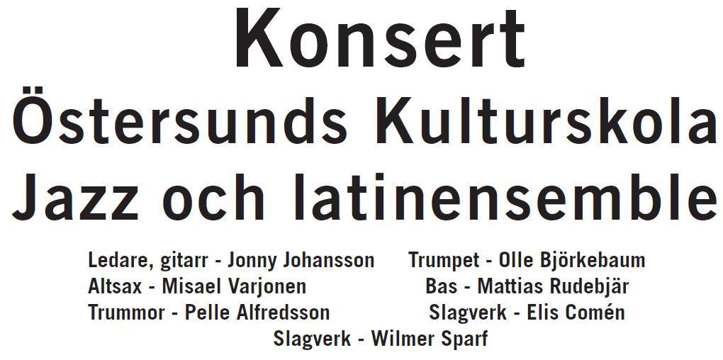 Konsert i Torvalla