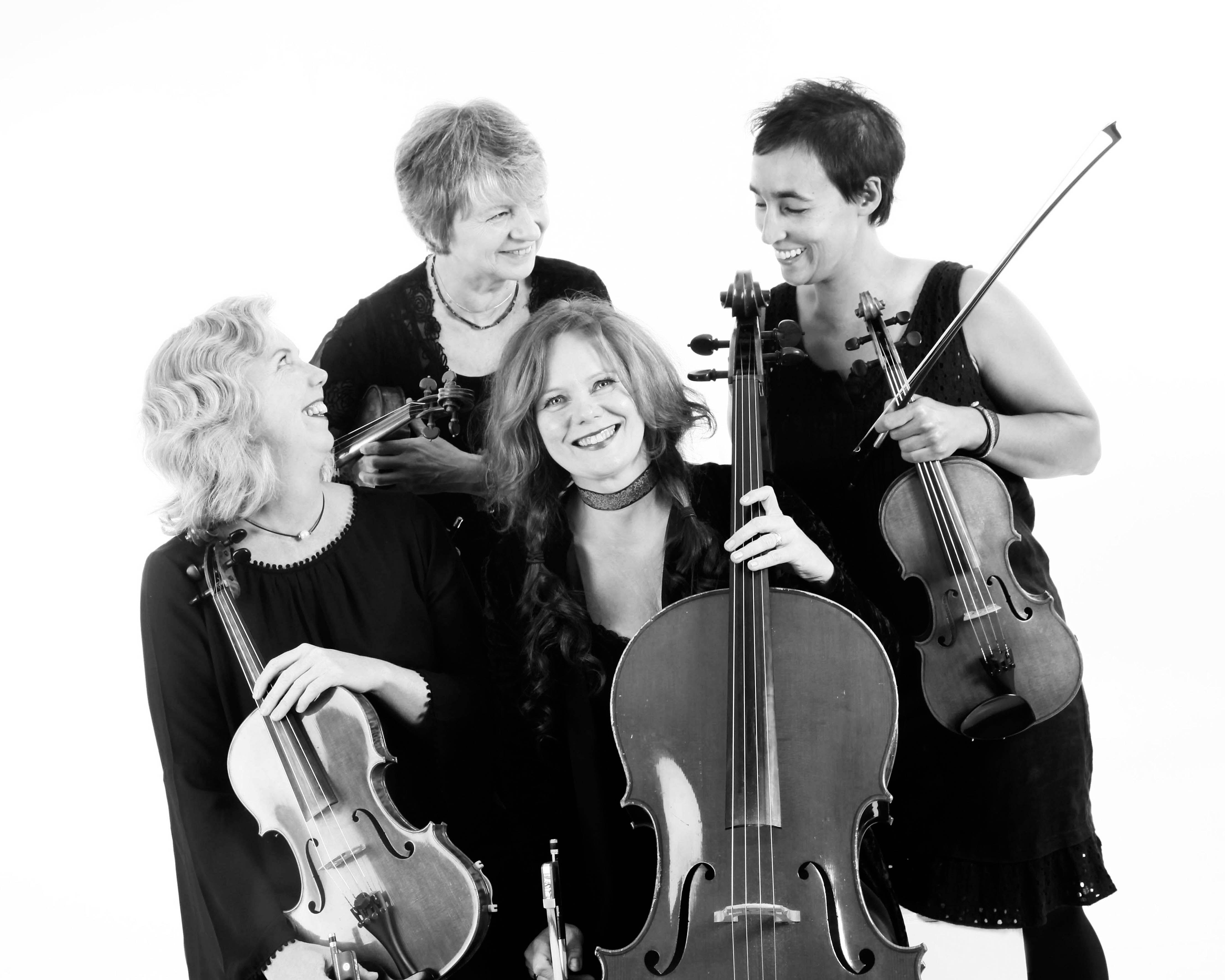 Scensommar: Amadeakvartetten och Mary Lou Ward