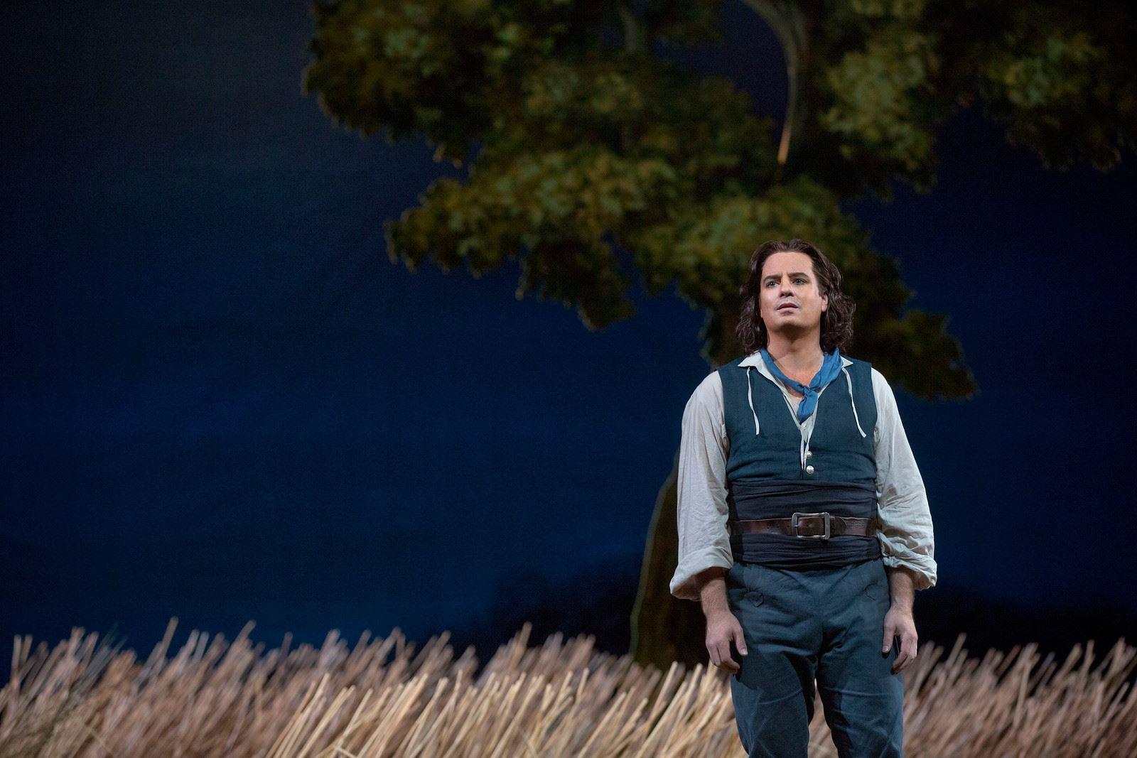 Opera: Kärleksdrycken