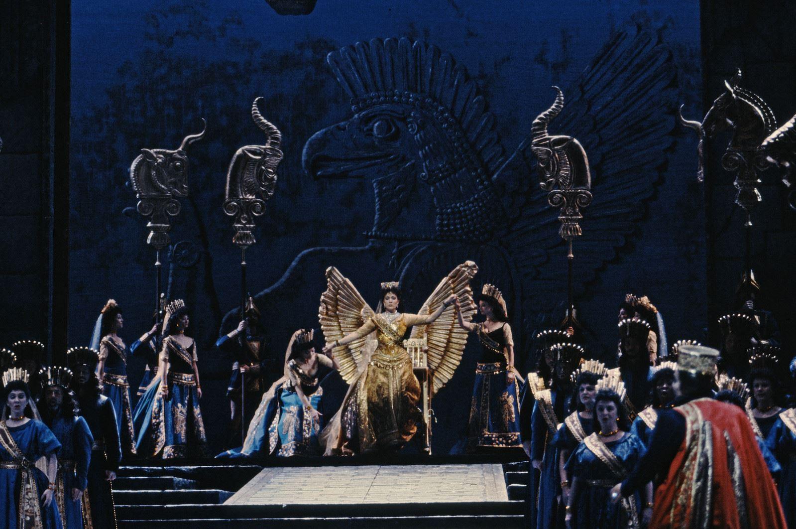 Opera: Semiramis