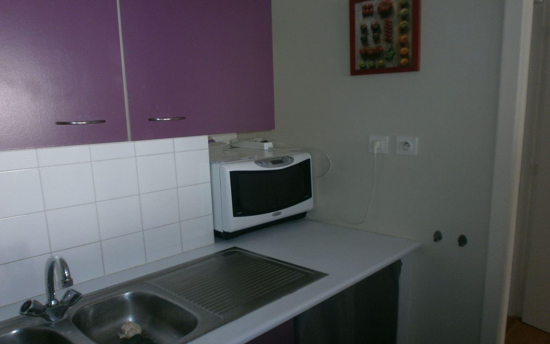 Appartement T2 Gaillard **