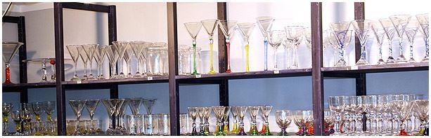 Glashyttan på Baskemölla