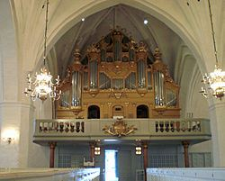 Musik: Nordisk orgelmusik