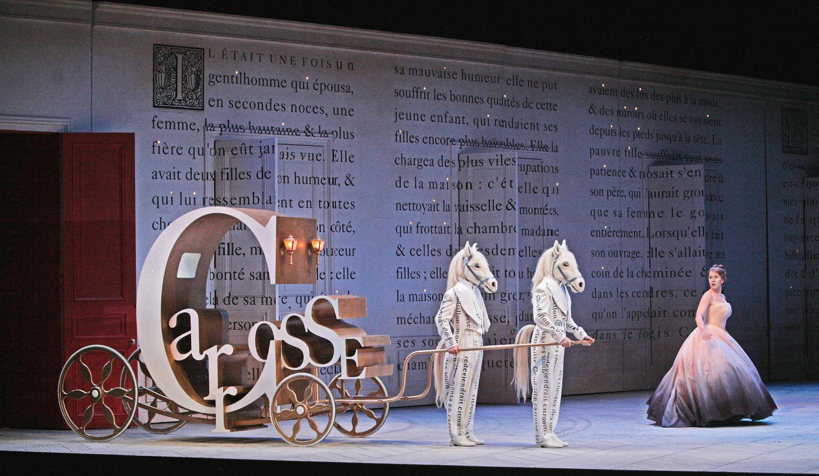 Opera: Askungen