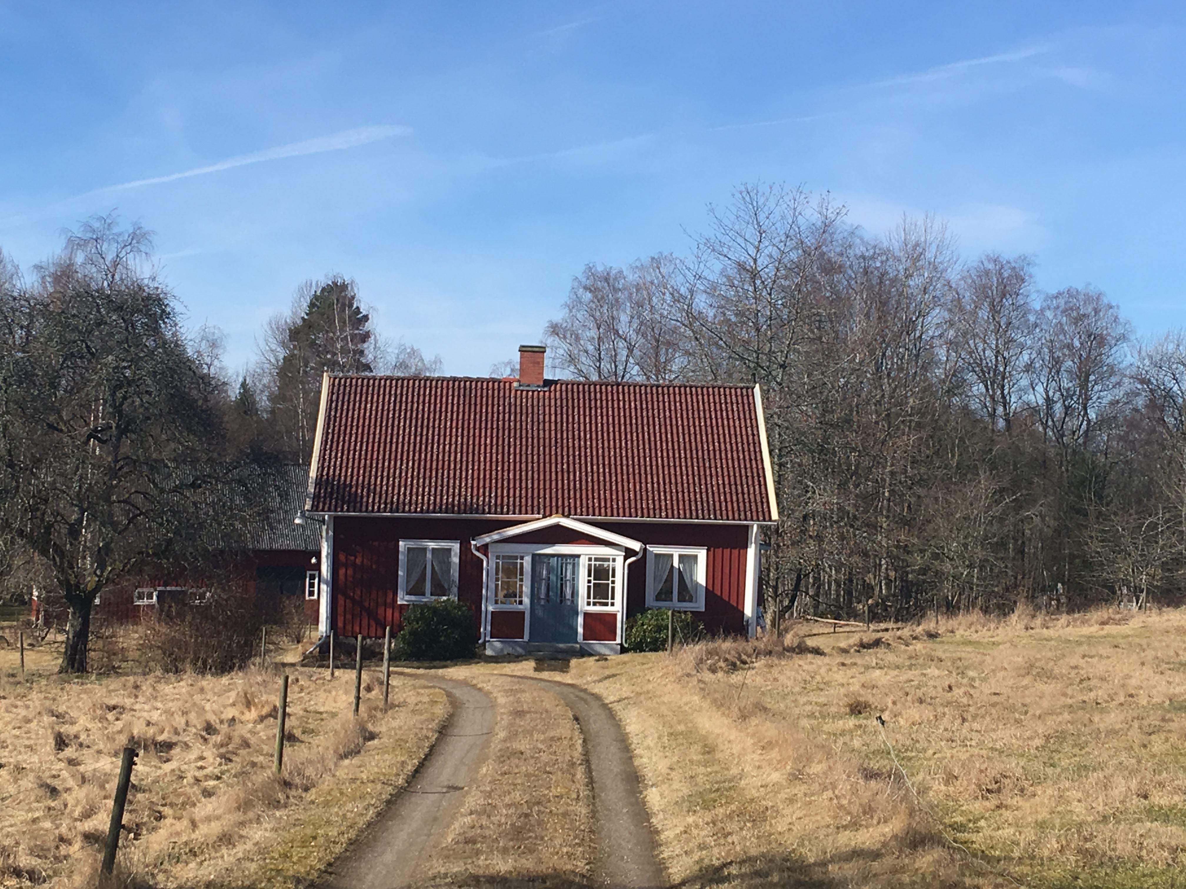 Södregård i Odensjö