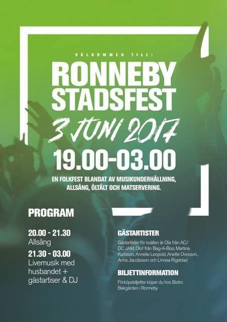 Ronneby Stadsfest