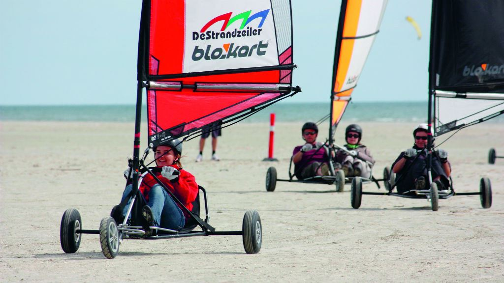 Club Fanø Blokart School