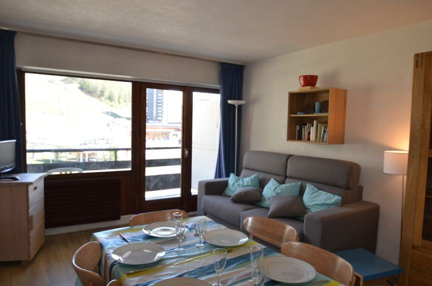 2 Rooms 6 Pers ski-in ski-out / OISANS 44