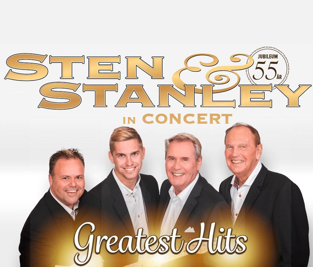 Sten & Stanley – Greatest Hits Tour