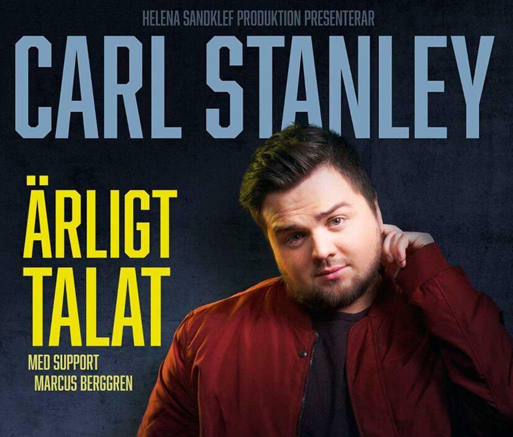 Carl Stanley – ärligt talat