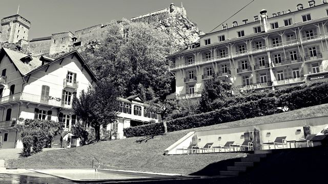 HPH55 - Hôtel haut de gamme au cœur de Lourdes