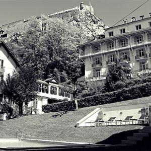HPH148 - Hôtel moderne et contemporain au cœur de Lourdes