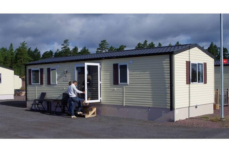 Gryttved - Villavagn O-ringenveckan nära Arvika 22-29 juli 2017