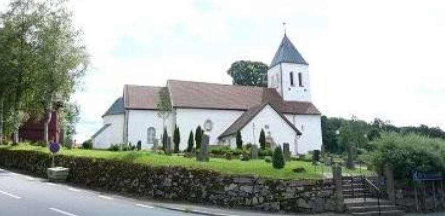 Norra Mellby kyrka -sommarkyrka
