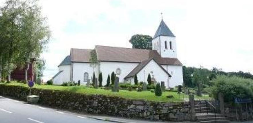 Norra Mellby kyrka - sommarkyrka