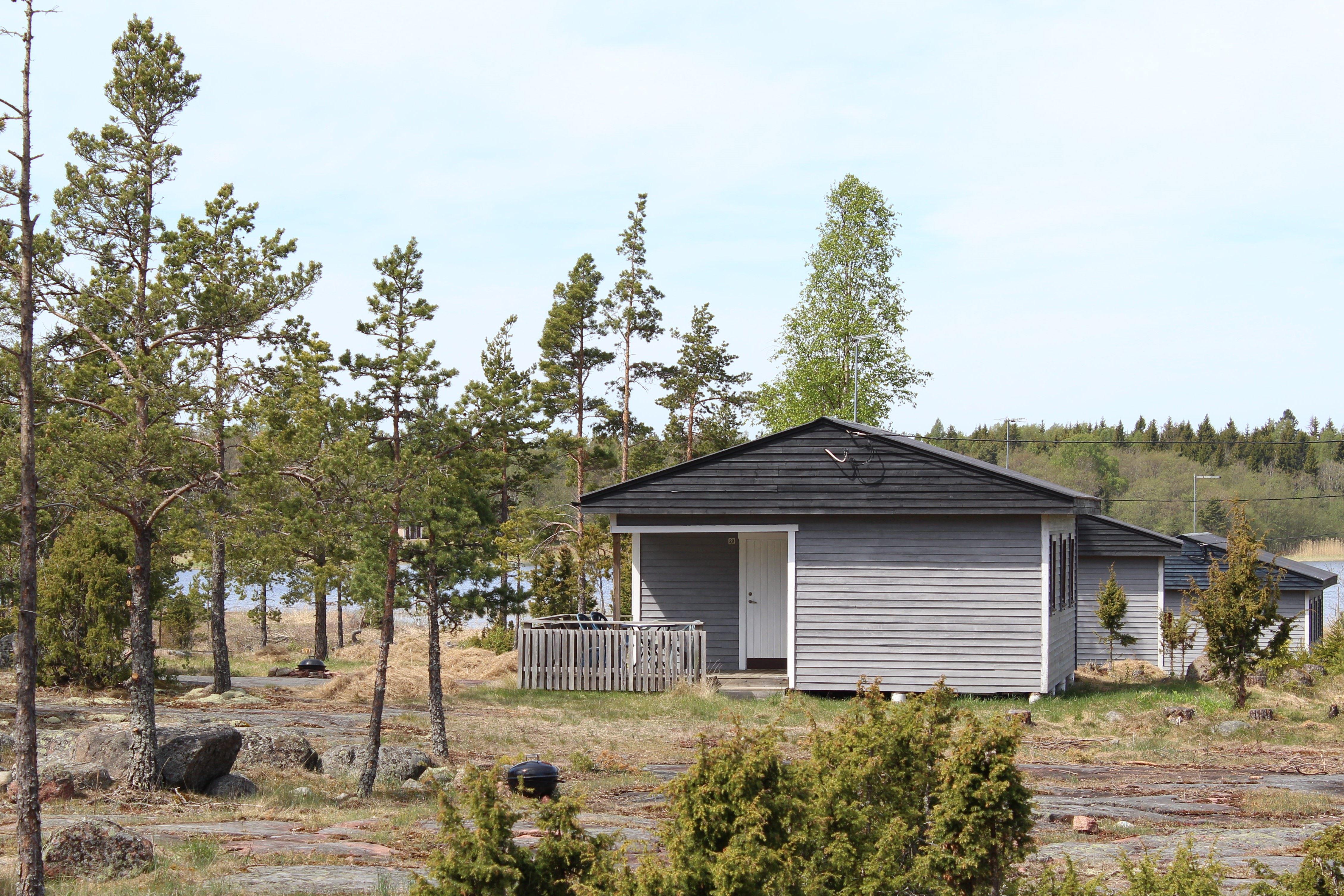 Eckerö Camping husvagn/husbil