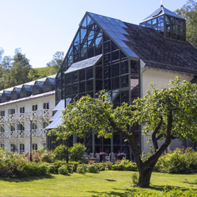 Lunchbox Fretheim Hotel