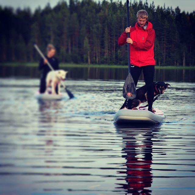 Stand Up padling Bodø