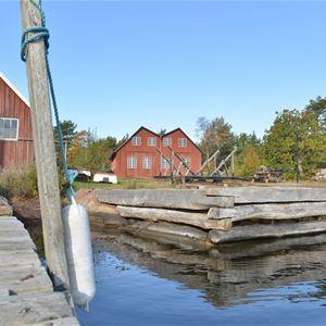 Janne Öberg, Shipyard day on Hästholmen