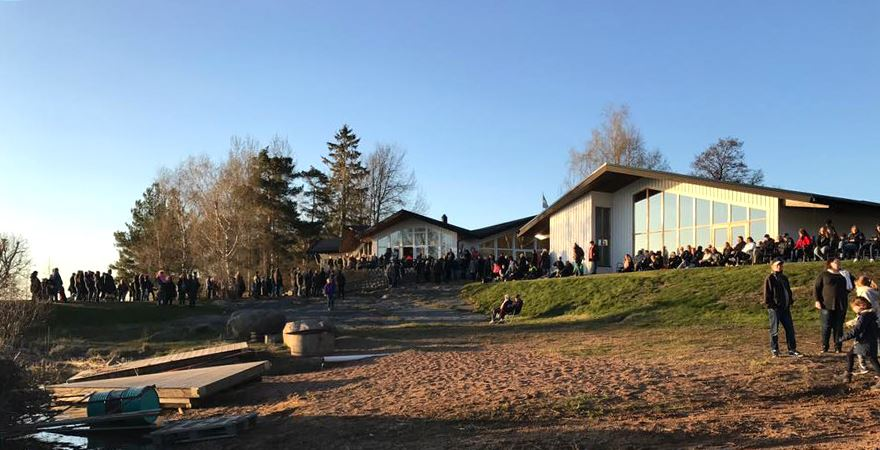 Evenemang på Café Kröngården