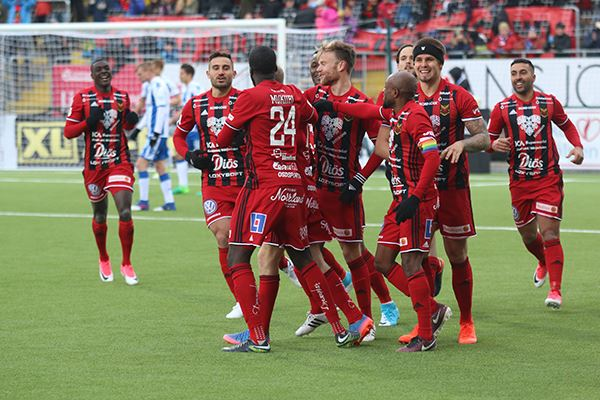 Östersunds FK - Halmstads BK