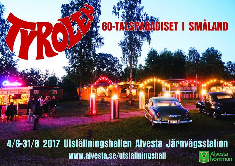 Fotoutställning: Tyrolen – 60-talsparadiset i Småland