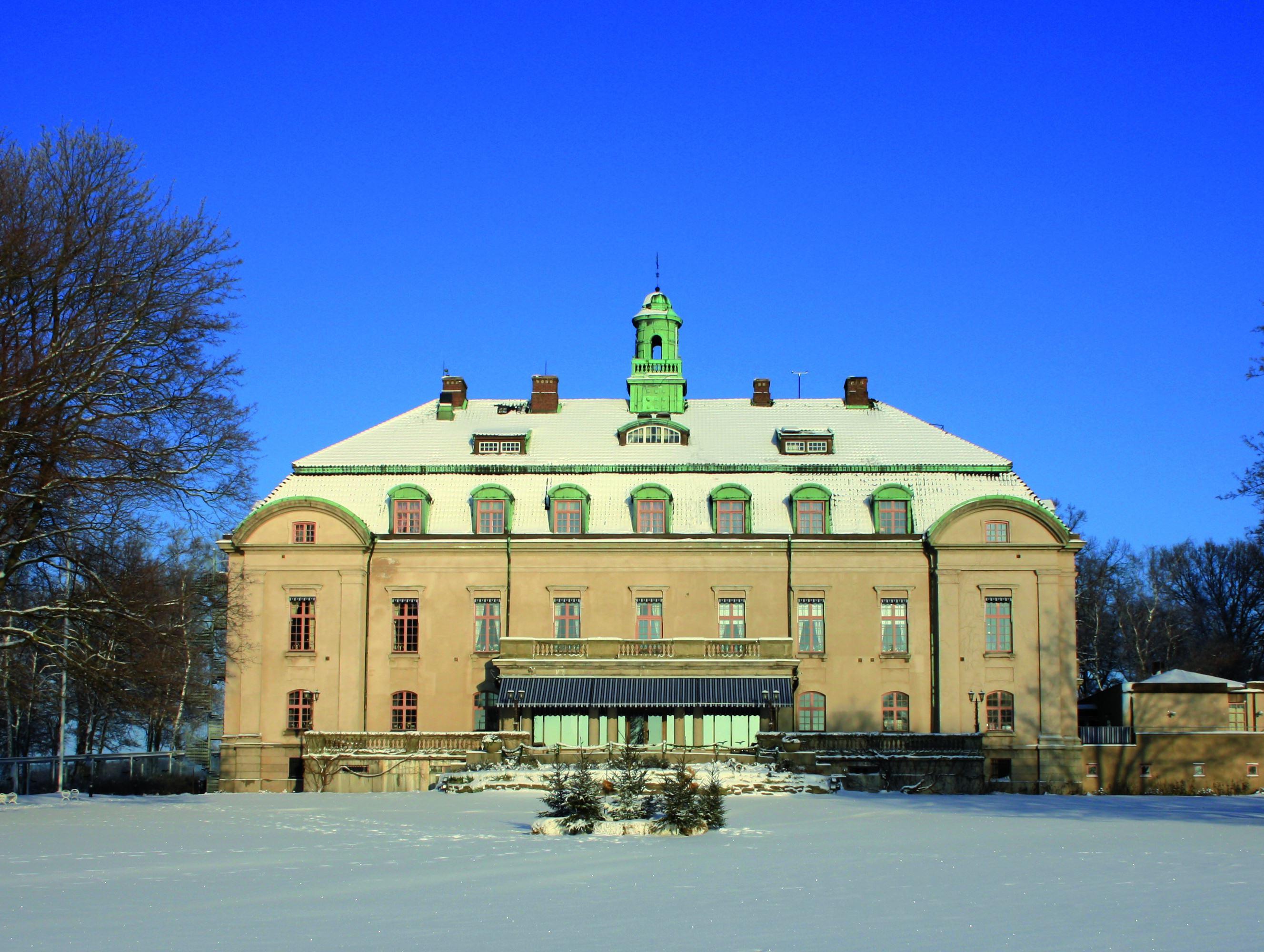 Julmarknad på Örenäs slott