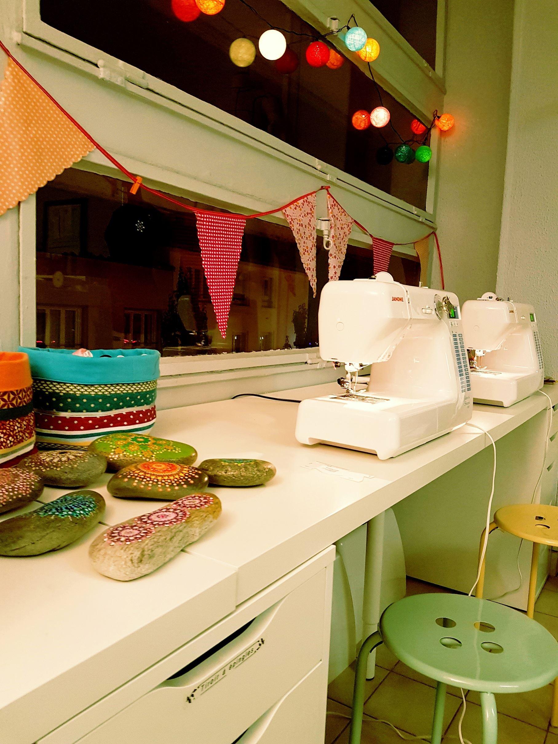 Atelier d'initiation couture enfants : découverte créative et ludique