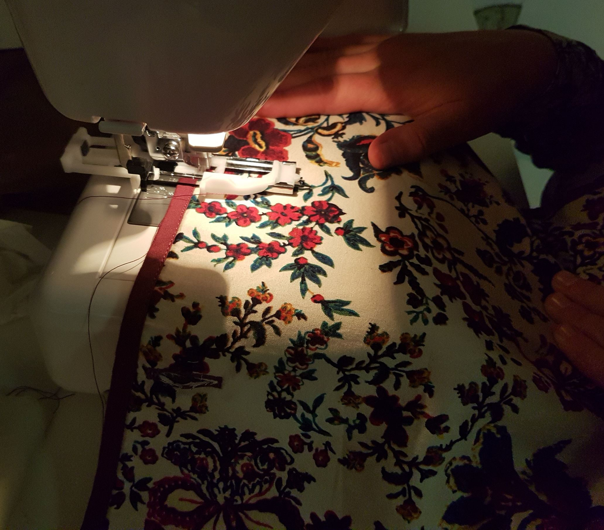 Atelier d'initiation couture (adultes et enfants)