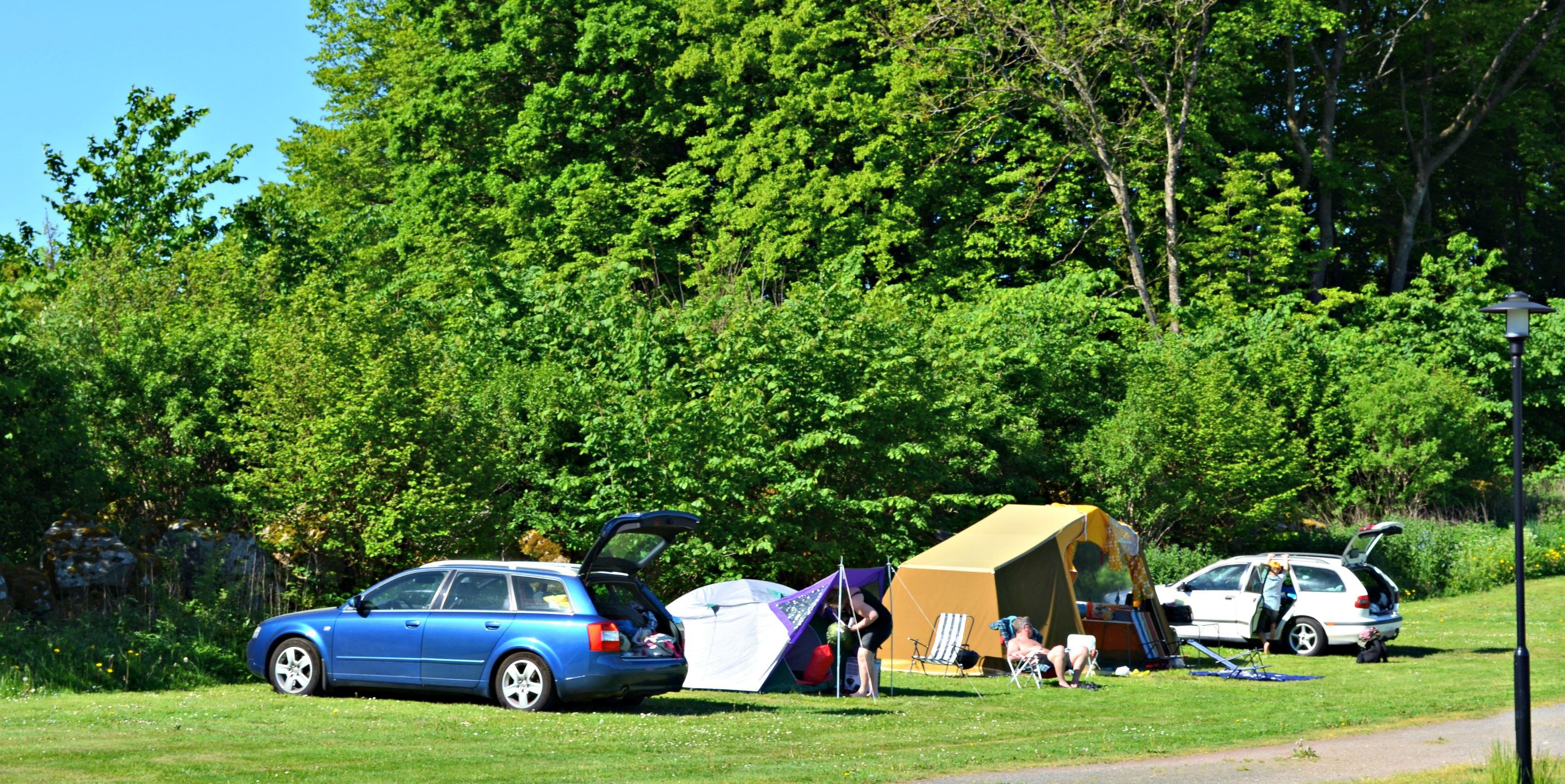 Tykarpsgrottans camping och stugor