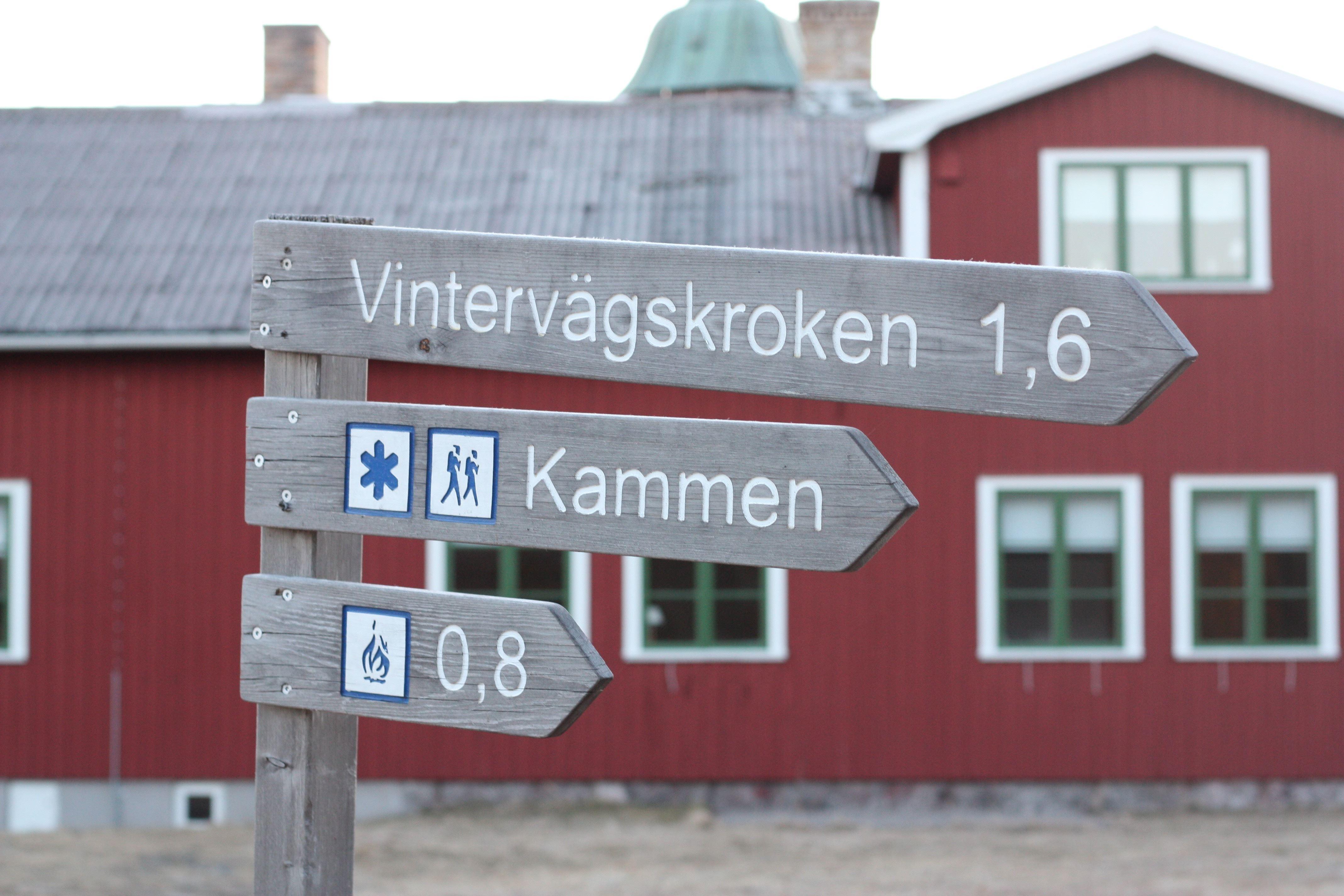 © Bergudden, Youth Hostel, Berguddens's Lighthouse